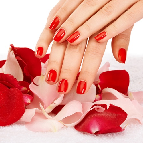 NO-CHIP GEL MANICURE